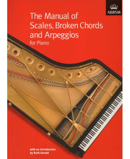 鋼琴音階合集(THE MANUAL OF SCALES, BROKEN CHORDS AND ARPEGGIOS )