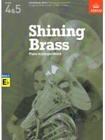 Shining Brass, Book 2, Piano Accompaniment for Eb Instruments