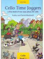 Cello Time Joggers Book 1 (with CD)