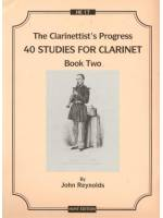 40 Studies for Clarinet Book 2