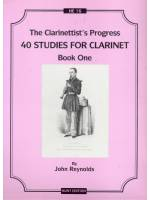 40 Studies for Clarinet Book 1