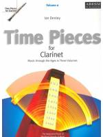 Time Pieces for Clarinet Volume 2