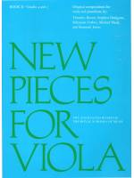 New Pieces for Viola, Book II: Grades 4-5